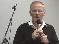 Gordon Tobiassen taler på Sion