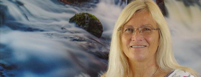 """Hør Käthe Annbjørg Kristoffersen sin tale """"Virkelig fri med Jesus"""""""