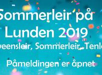 Sommerleir på Lunden 2019