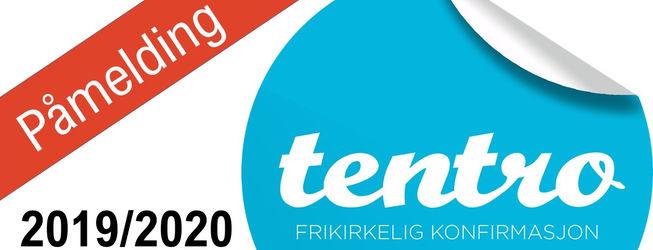 Påmelding til Tentro 2019/2020