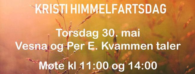 Stevne Kristi Himmelfartsdag